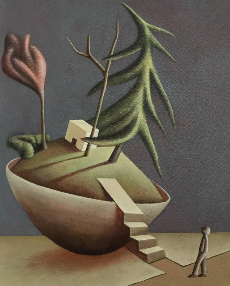 "Saatchi Art Artist María Álvarez; Painting, ""Untitled"" #art"