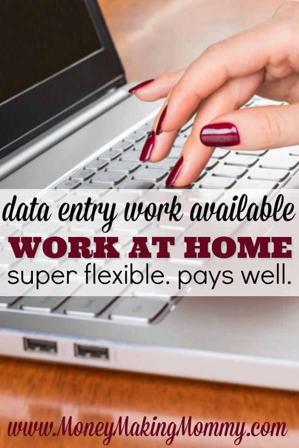 Sigtrack Flexible Home Based Data Entry Work Available Data