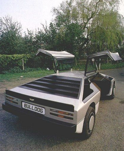 1980 Aston Martin Bulldog Styled By William Towns Powered By A