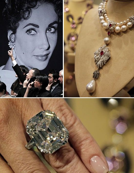 Elizabeth Taylor Christie's Auction - Best Looks from Elizabeth Taylor