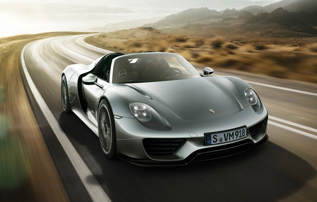 7.  $845,000  #Porsche #918 #Spyder. Horsepower: 887. Production limited to 918. Location of headquarters: Germany. Interesting fact: Only Hybrid on this list. http://www.mostexpensivecartoday.com/