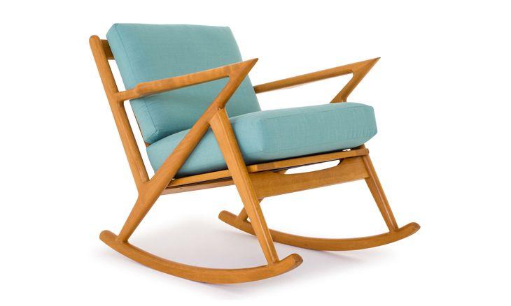 Sedia A Dondolo Per Bambini Mista : Soto rocking chair