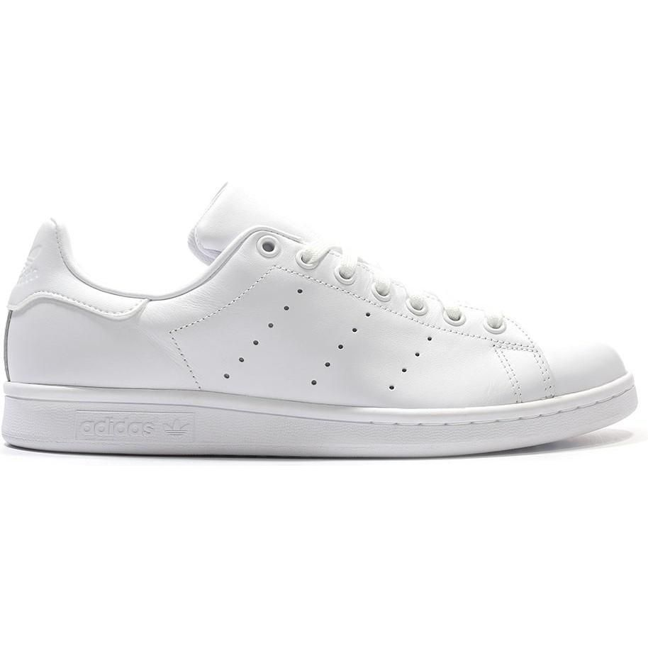 new concept 752d8 8f57e Adidas Stan Smith All White as seen on Karlie Kloss
