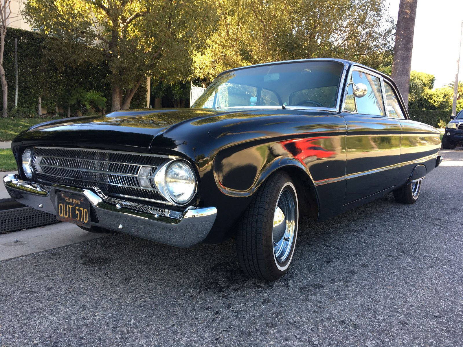 eBay: 1961 Ford Falcon V8 Falcon Awesome Falcon Custom V8 Hot Rod ...