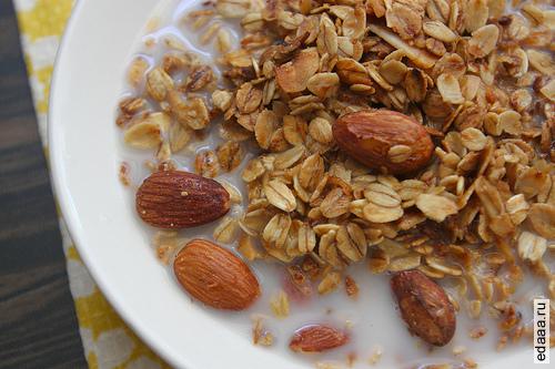 Кокосовая гранола - coconut granola