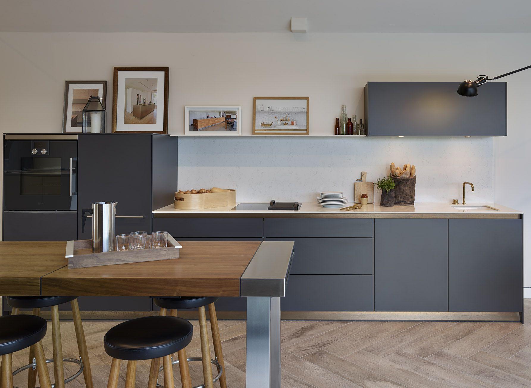 Kitchen architecture bulthaup showroom cheshire showroom kitchen