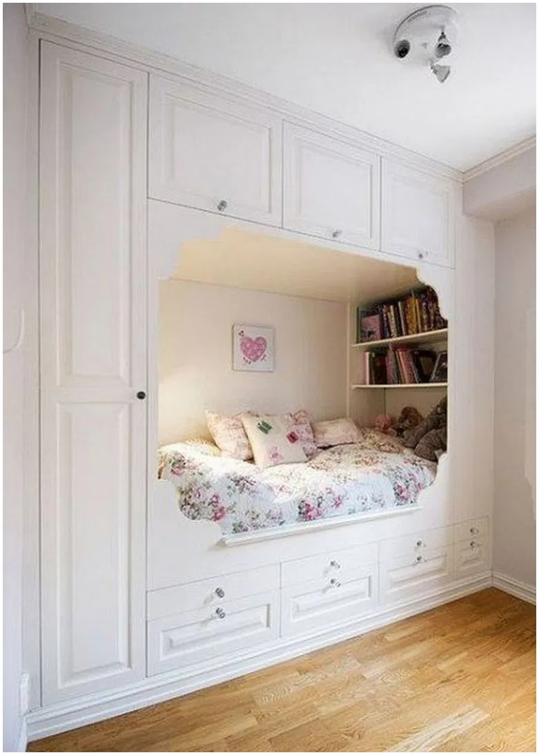 ♥ 84 awesome teen girl bedroom ideas that are fun and cool 2  #bedroomideas #teengirlbedroom #bedroom – jilumpet.com