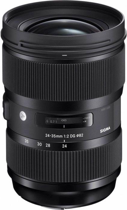Sigma 24 35 F 2 Dg Hsm Art Review Art Lens Canon Lens Prime Lens