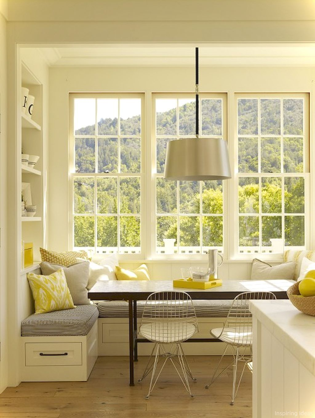 Window seat ideas living room   nice banquette seating ideas for kitchen  banquettes kitchens