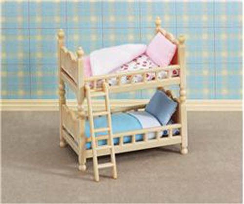 Calico Critters Cc2459 Bunk Beds Furniture Set New Factory Sealed