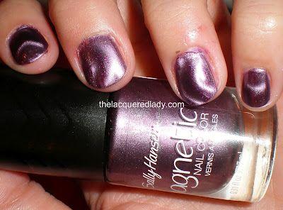 Sally Hansen Magnetic Nail Polish In Polar Purple Click Through