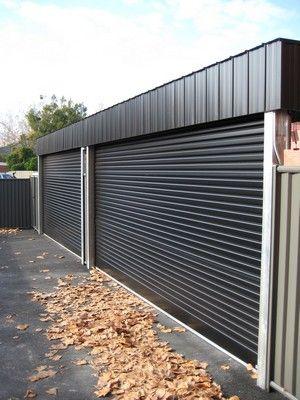 Fenceline Roller Doors | RJ Doors & Fenceline Roller Doors | RJ Doors | Casa de chow | Pinterest ...