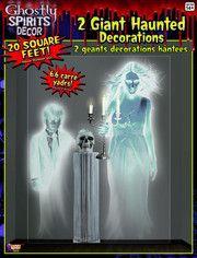 Ghostly Spirits Scene Setter