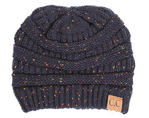 FUNKY-JUNQUEs-CC-Confetti-Knit-Beanie-Thick-Soft-Warm-Winter-Hat-Unisex 973ddf0effcf