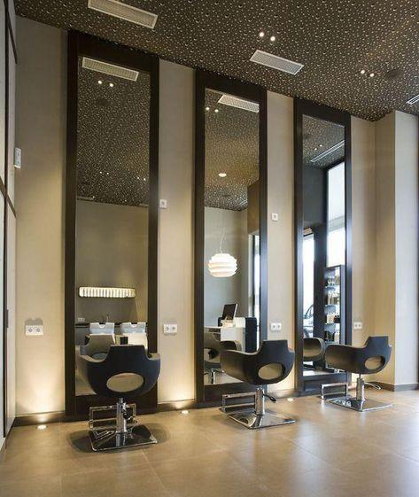 Image (30) #BEAUTE #coiffure #décoration #mobilier salon de coiffure #Nouveaux #salons #styles