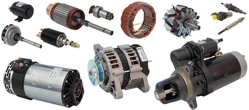 Find The Top Auto Electric Parts Manufacturers Dealers Traders