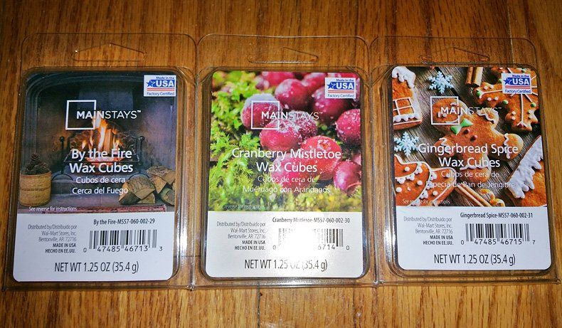 Mainstays Scented Wax Melts Reviews Winter 2017 Wax