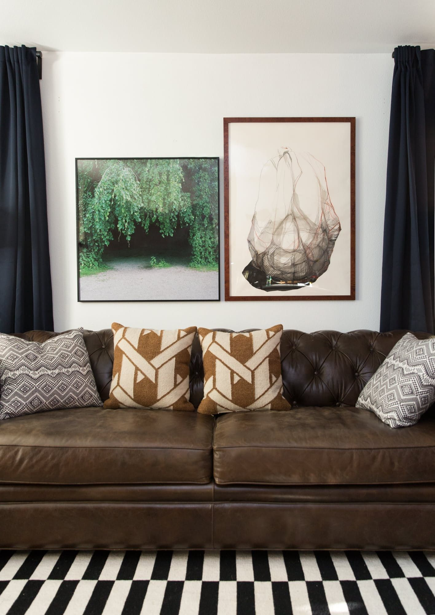 one sofa, styled six different ways | the o'jays, photos and