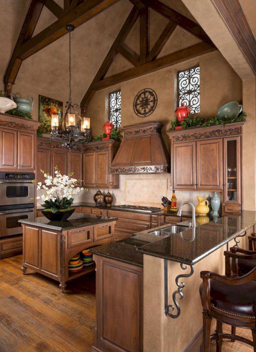 55 Tuscany Style Italian Kitchen Design Ideas  Kitchen Design Glamorous Tuscan Kitchen Designs Design Inspiration