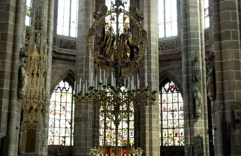 St Lorenz Church, Nuremberg Germany Pinterest Churches - plana küchenland nürnberg