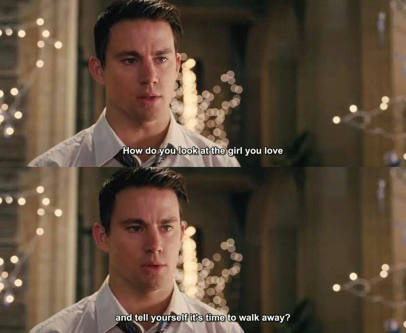 The vow | Movie love quotes, Romance movies quotes ...