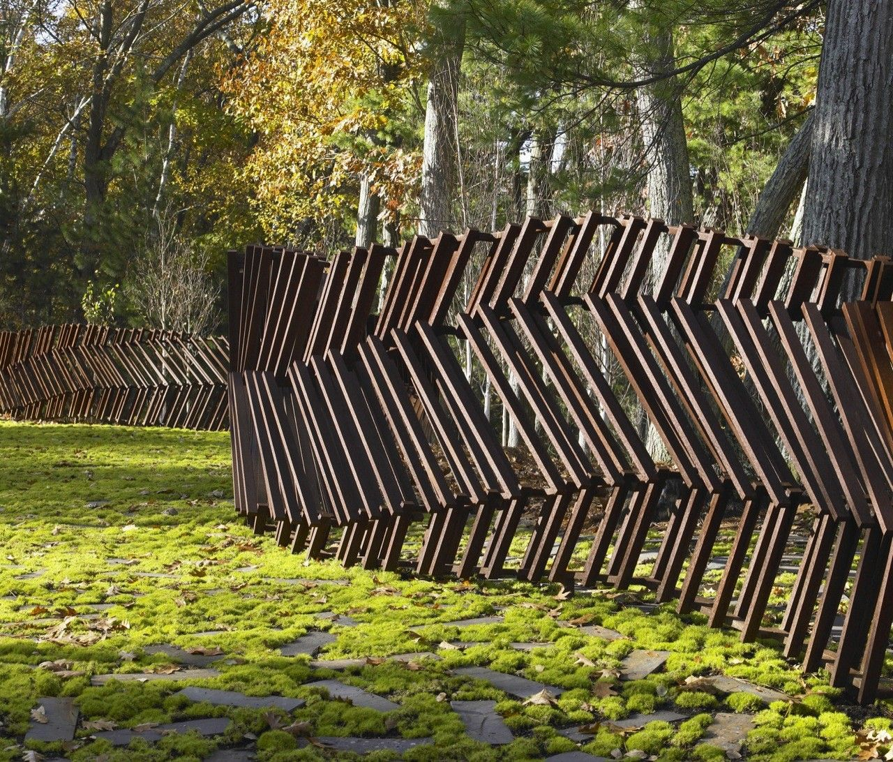 Gallery of Farrar Pond Project FlexFENCE / Mikyoung Kim