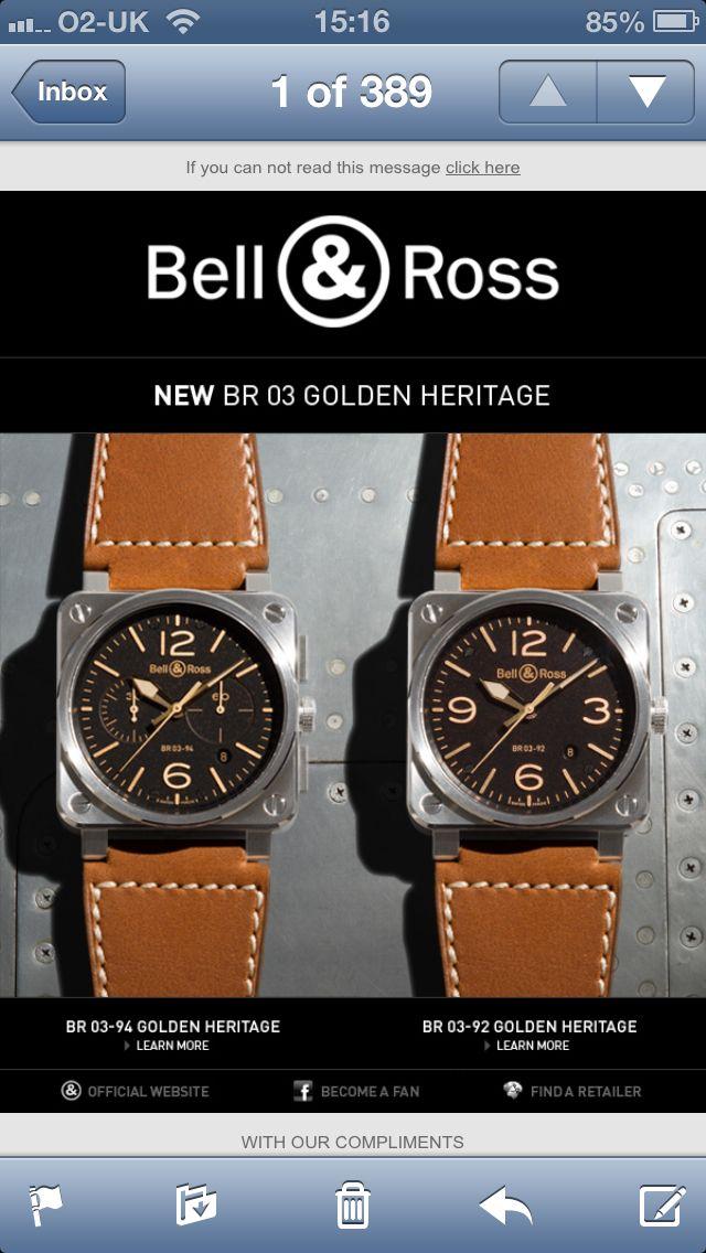 Golden Heritage BR03