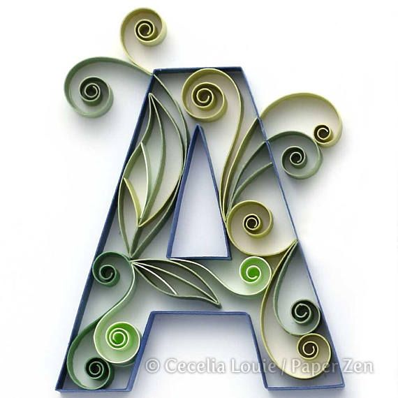 8a99c23b4607f961933d7e698999a7a2 Quilling Letter Templates Designs on