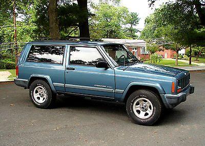1999 jeep cherokee sport 2 door