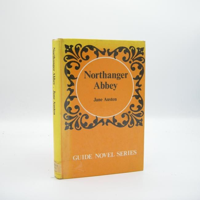Northanger Abbey By Jane Austen Vintage Classics The Library
