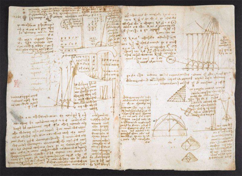 Pin On Leonatrdo Da Vinci S