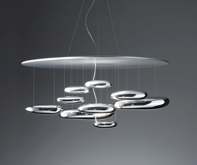 futuristic lighting. Futuristic Light Fixtures - Metal Lighting