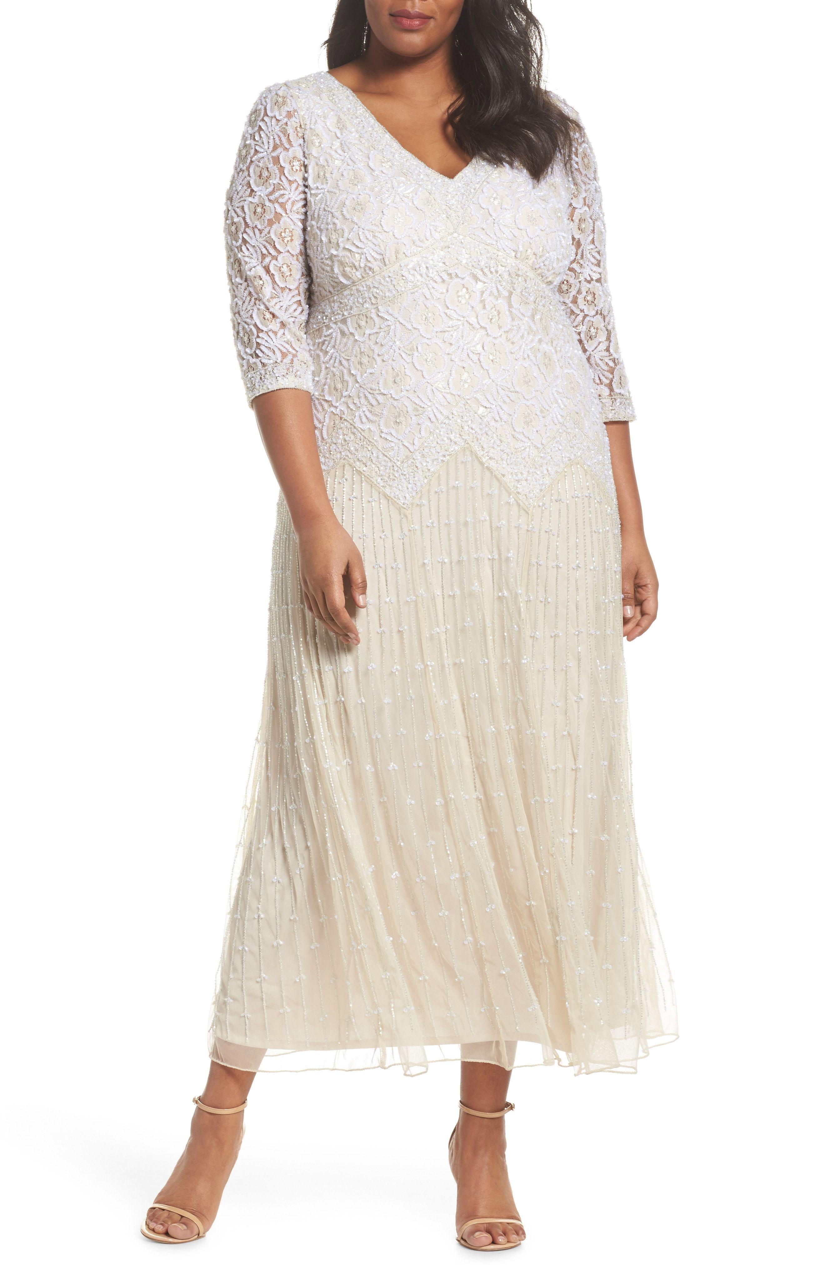 1920s Wedding Dresses Art Deco Wedding Dress Gatsby Wedding Dress Gown Plus Size Deco Wedding Dress Drop Waist Gown [ 4048 x 2640 Pixel ]