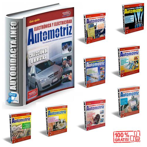 Manuales Pdf Electrónica Y Electricidad Automotriz Gratis Electricidad Electricidad Y Electronica Electrónica