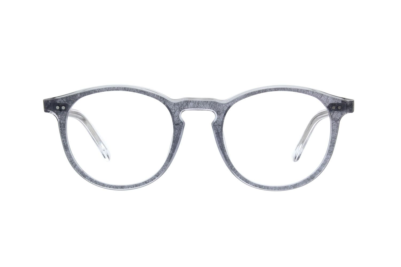 Gray Round Glasses #4424212 | Zenni Optical Eyeglasses