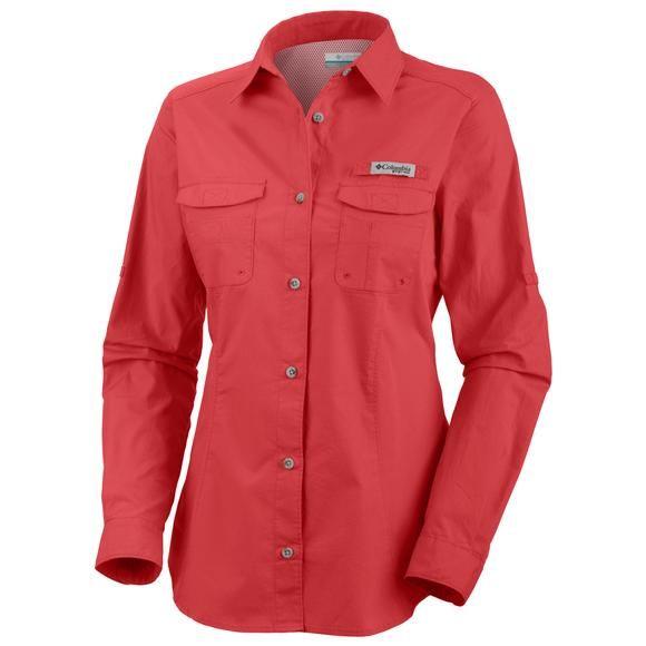 b775648a03f women s bonehead long sleeve shirt   Fashion   Shirts, Long sleeve ...