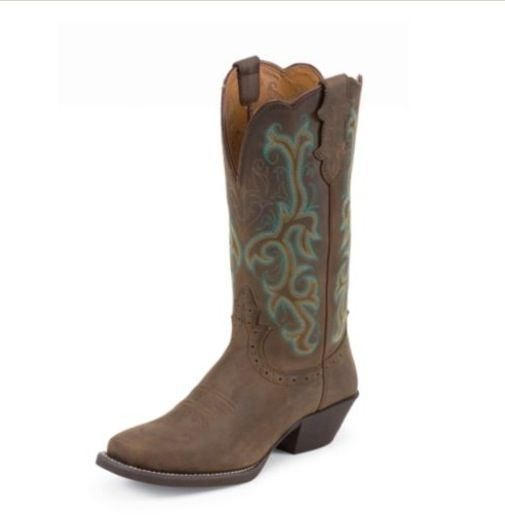 Western Boots From Tractor Supply Shoes Square Toe