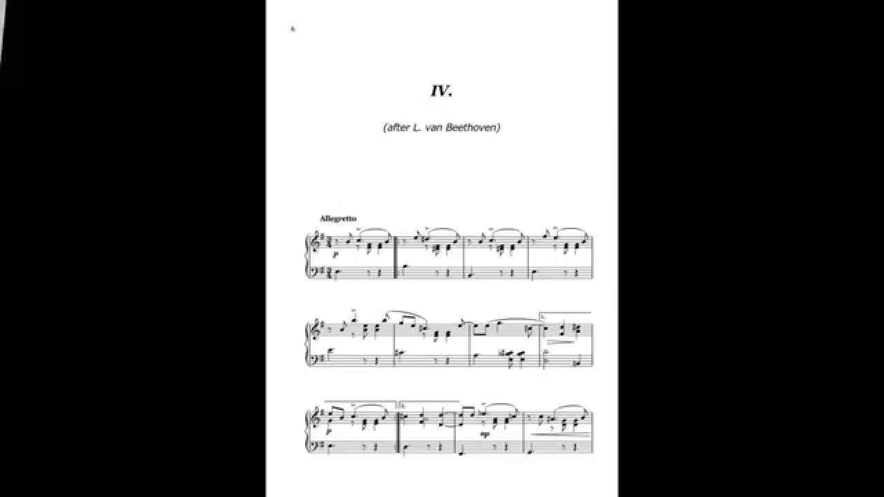 Peter Heidrich Happy Birthday Variations Piano Solo Happy Birthday Piano Happy