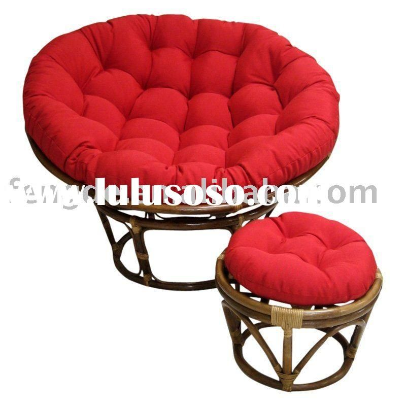 Excellent Mushroom Chair I Have In Coffee Color And 3 It Papasan Dailytribune Chair Design For Home Dailytribuneorg