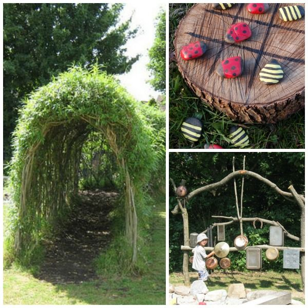 Garden Ideas Play Area over 40 super creative garden spaces & ideas for kids. these are