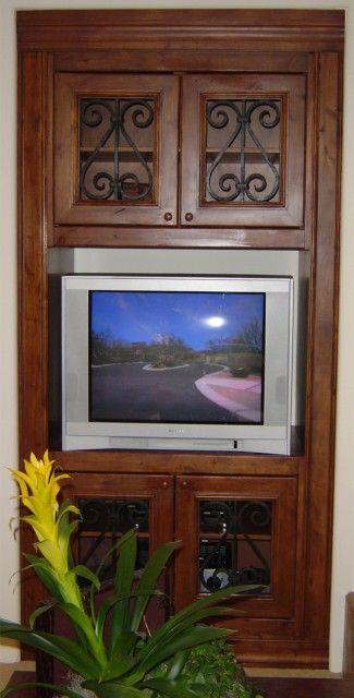 Entertainment Cabinets U0026 Entertainment Remodels | Cornerstone Cabinets  Scottsdale AZ
