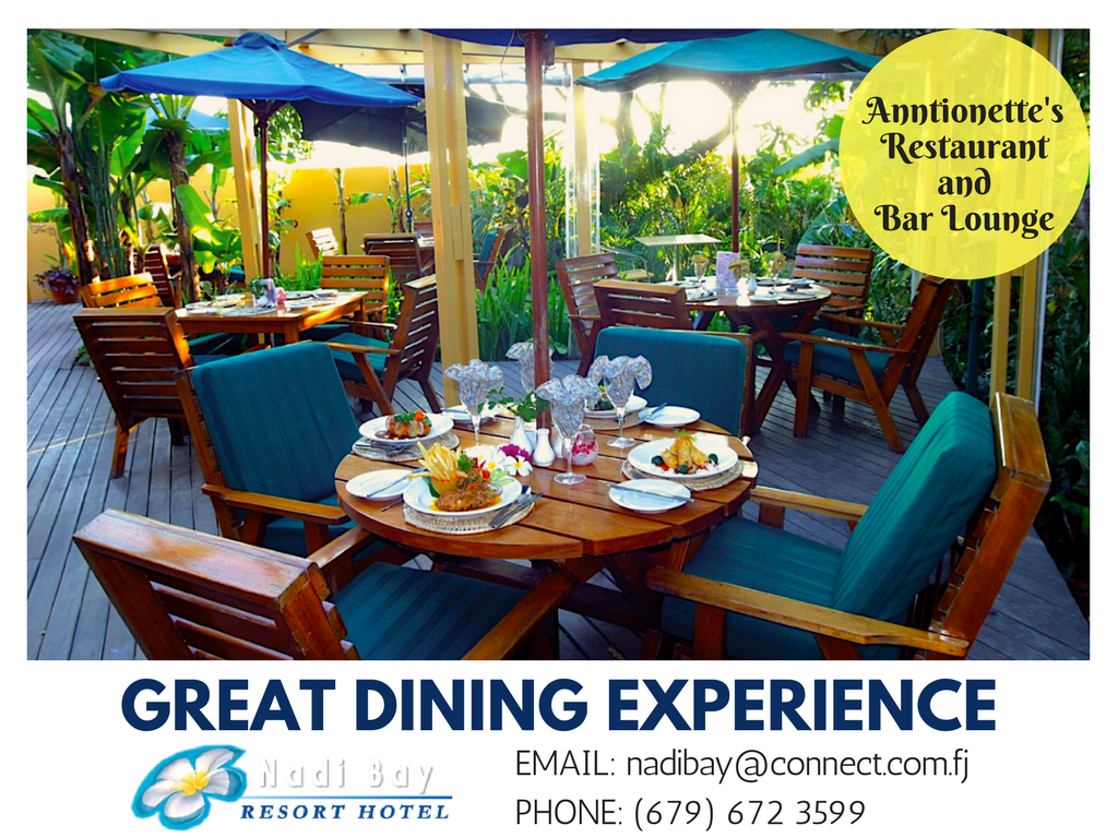 Come Dine with us at The Restaurant and Bar