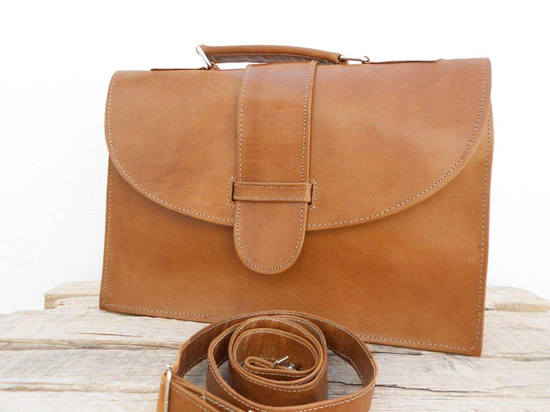 sac cartable en cuir marron vintage style pour femmes. Black Bedroom Furniture Sets. Home Design Ideas
