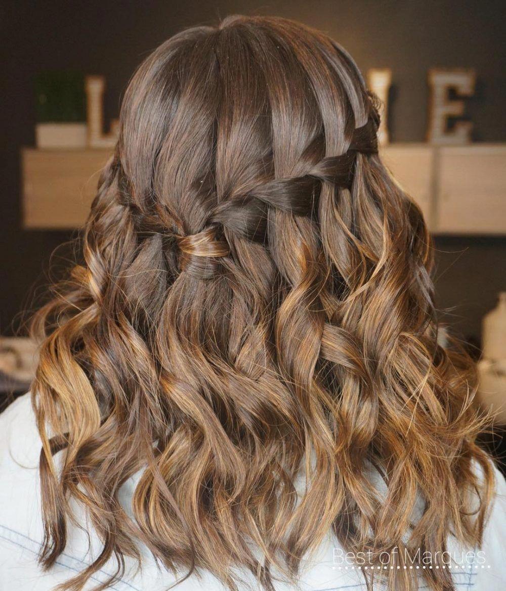 Really like this hair #mediumbraidedhairstyles  Cute hairstyles