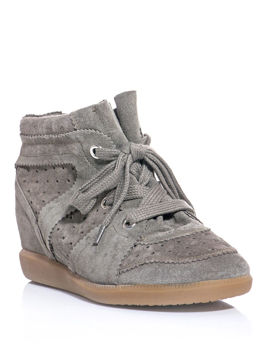 Watch Isabel Marant Admits The Sneaker Wedge Is Over See Her New SleekerStyle video