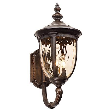 Bellagio Collection 21 High Outdoor Wall Light