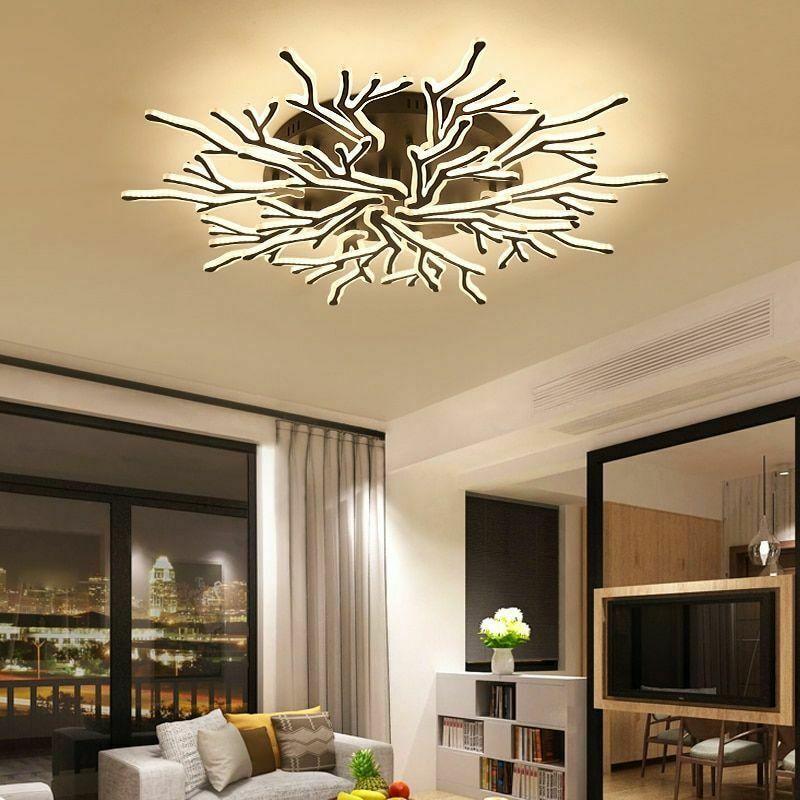 Modern Led Ceiling Lights For Living Room Master Bedroom Fixtures Contemporary Ceiling Light Ceiling Lights Modern Led Ceiling Lights