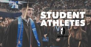 TIP OF THE DAY: College & University Athletes: Can They Achieve Sporting Success?  University sports can be a fun and enriching experience for many students. But the life of a student athlete isn't always as fun as it seems, and #MrSport details some hard truths to face if you're interested in becoming one!