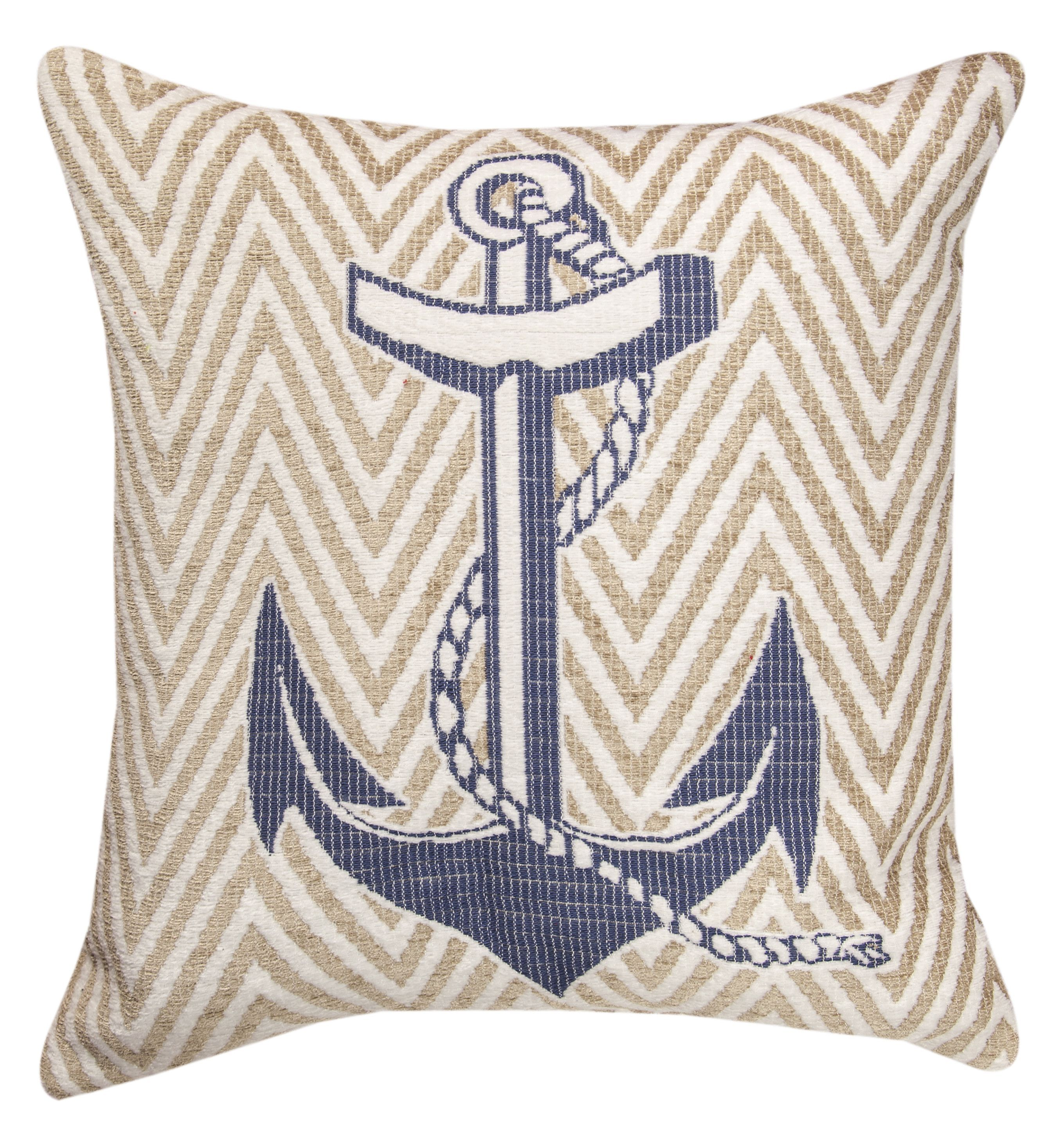 nautical throw outdoor pillows embroidered pdp reviews tides decor pillow anchor longshore sudie wayfair
