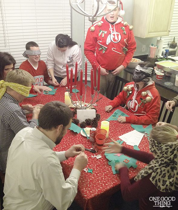 Senior Christmas Party Ideas Part - 49: 3 Fun Game Ideas To Liven Up Your Holiday Parties!